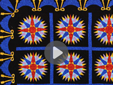 Amish Style Quilts