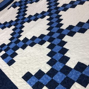Elegant Scroll Quilting FINISHED QUILT Pennsylvania Hex Wall